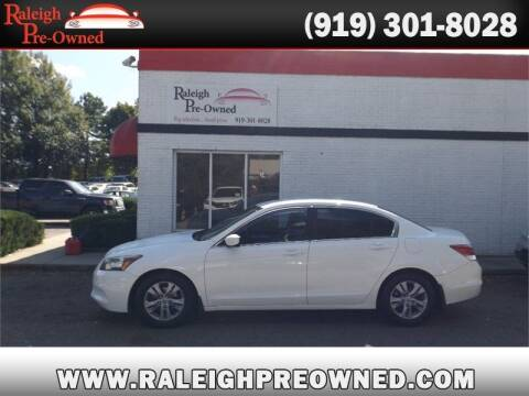 2012 Honda Accord for sale at Raleigh Pre-Owned in Raleigh NC