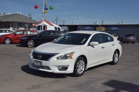 2015 Nissan Altima for sale at Choice Motors in Merced CA