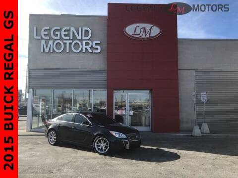 2015 Buick Regal for sale at Legend Motors of Waterford - Legend Motors of Ferndale in Ferndale MI