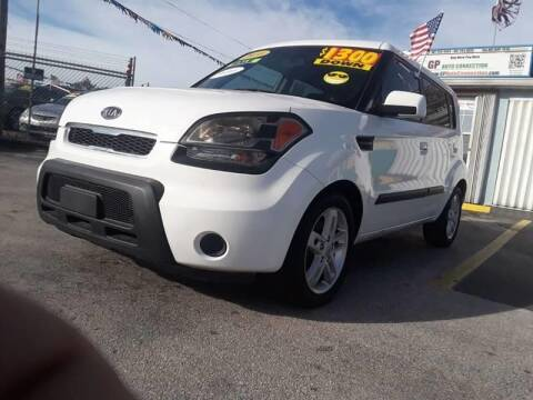 2010 Kia Soul for sale at GP Auto Connection Group in Haines City FL