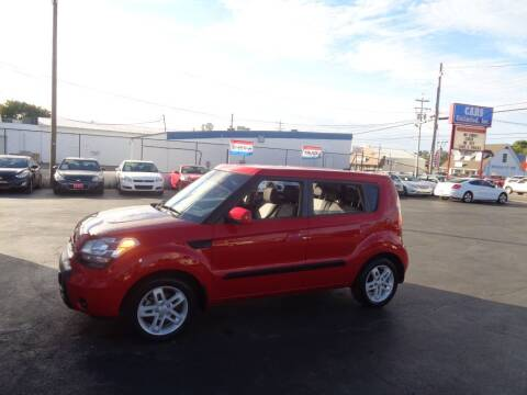 2010 Kia Soul for sale at Cars Unlimited Inc in Lebanon TN