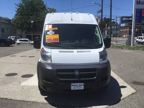 2018 RAM ProMaster Cargo for sale at Steves Auto Sales in Little Ferry NJ