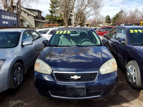 2006 Chevrolet Malibu for sale at Highbid Auto Sales & Service in Lakewood CO