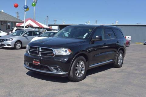 2017 Dodge Durango for sale at Choice Motors in Merced CA