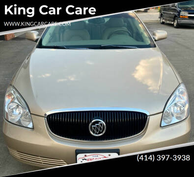 2006 Buick Lucerne for sale at King Car Care in Milwaukee WI