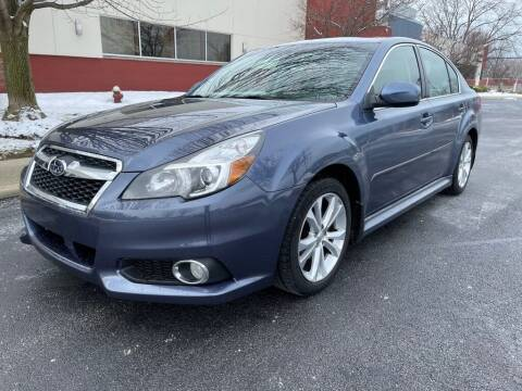 2013 Subaru Legacy for sale at Northeast Auto Sale in Wickliffe OH