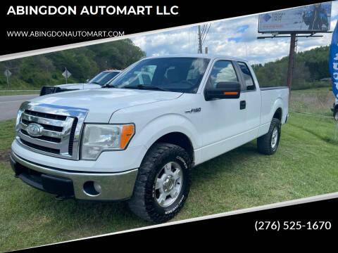 2009 Ford F-150 for sale at ABINGDON AUTOMART LLC in Abingdon VA