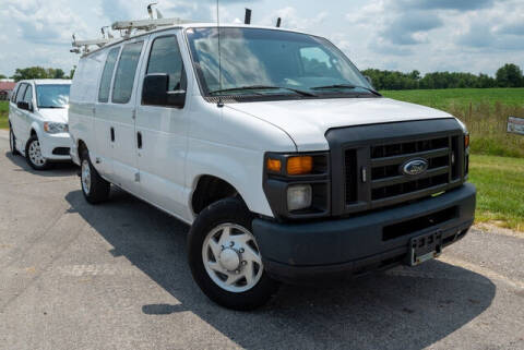 2012 Ford E-Series Cargo for sale at Fruendly Auto Source in Moscow Mills MO