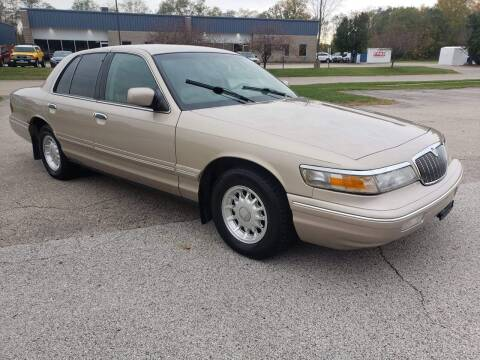 1997 Mercury Grand Marquis for sale at QUAD CITIES AUTO SALES in Milan IL
