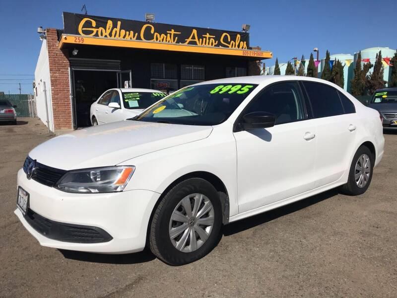 2014 Volkswagen Jetta for sale at Golden Coast Auto Sales in Guadalupe CA