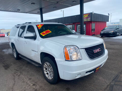 2007 GMC Yukon XL for sale at Top Line Auto Sales in Idaho Falls ID
