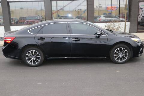 2018 Toyota Avalon for sale at Ultimate Auto Deals DBA Hernandez Auto Connection in Fort Wayne IN