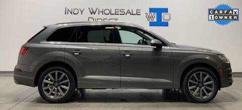 2017 Audi Q7 for sale at Indy Wholesale Direct in Carmel IN