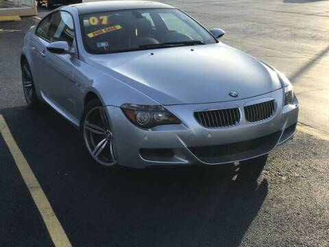 2007 BMW M6 for sale at Unix Auto Trade in Sleepy Hollow IL