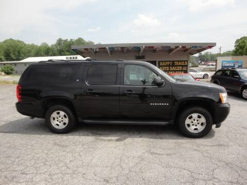 2011 Chevrolet Suburban for sale at HAPPY TRAILS AUTO SALES LLC in Taylors SC