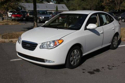 2007 Hyundai Elantra for sale at Auto Bahn Motors in Winchester VA