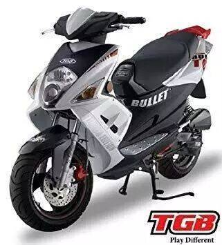 2018 TGB BULLET 50 for sale at Auto and Cycle Brokers of Tidewater in Norfolk VA