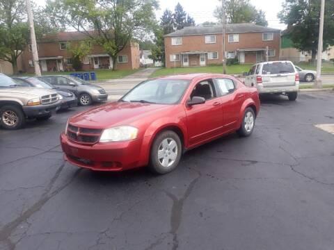 2008 Dodge Avenger for sale at Flag Motors in Columbus OH