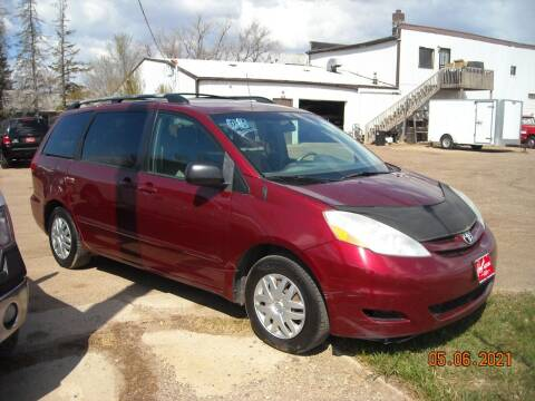 2008 Toyota Sienna for sale at Ron Lowman Motors Minot in Minot ND