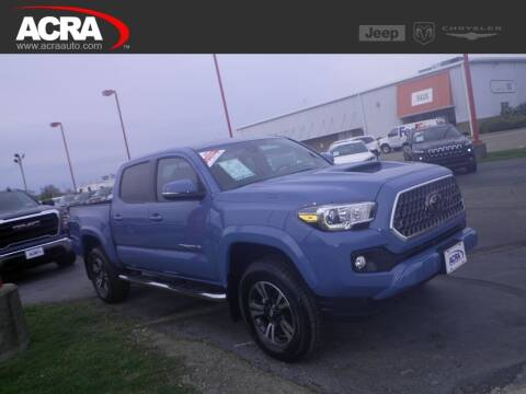 2019 Toyota Tacoma for sale at BuyRight Auto in Greensburg IN