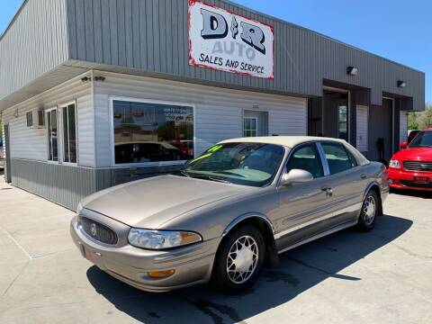 2004 Buick LeSabre for sale at D & R Auto Sales in South Sioux City NE