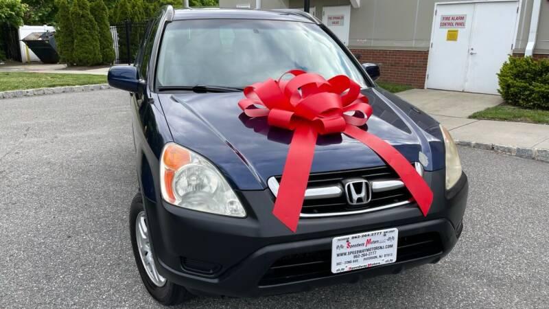 2004 Honda CR-V for sale at Speedway Motors in Paterson NJ