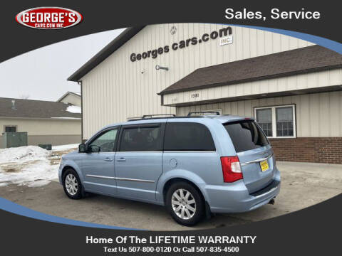 2012 Chrysler Town and Country for sale at GEORGE'S CARS.COM INC in Waseca MN
