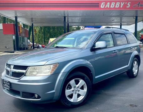 2010 Dodge Journey for sale at GABBY'S AUTO SALES in Valparaiso IN