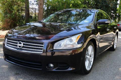 2010 Nissan Maxima for sale at Prime Auto Sales LLC in Virginia Beach VA