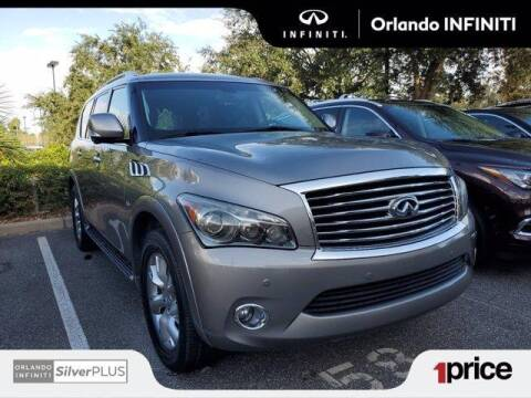 2014 Infiniti QX80 for sale at Orlando Infiniti in Orlando FL