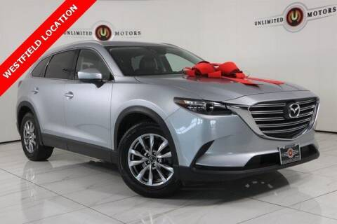 2017 Mazda CX-9 for sale at INDY'S UNLIMITED MOTORS - UNLIMITED MOTORS in Westfield IN