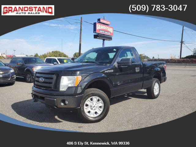 2012 Ford F-150 for sale at Grandstand Auto Sales in Kennewick WA