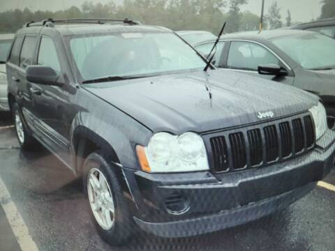 2005 Jeep Grand Cherokee for sale at CRYSTAL MOTORS SALES in Rome NY
