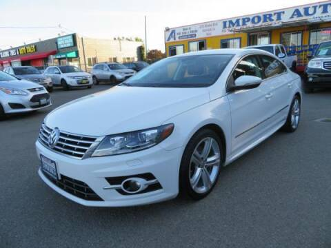 2014 Volkswagen CC for sale at Import Auto World in Hayward CA