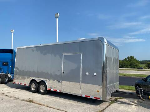 2021 American Hauler AE8524TA5 for sale at N Motion Sales LLC in Odessa MO