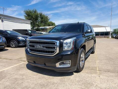 2016 GMC Yukon for sale at International Auto Sales in Garland TX