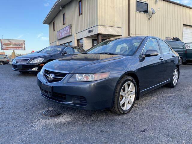 2005 Acura TSX for sale at Premium Auto Collection in Chesapeake VA