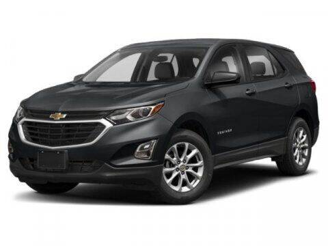 2021 Chevrolet Equinox for sale at Suburban Chevrolet in Claremore OK