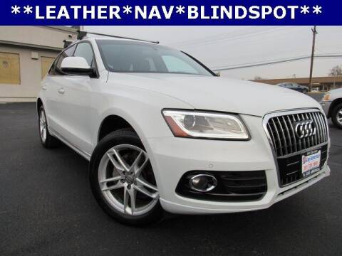 2016 Audi Q5 for sale at Ron's Automotive in Manchester MD