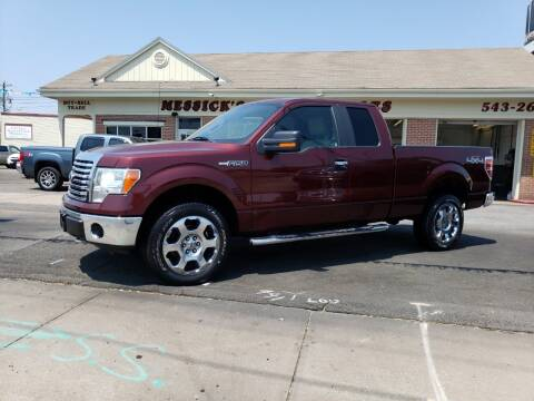 2010 Ford F-150 for sale at Messick's Auto Sales in Salisbury MD