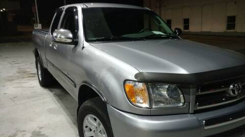 2004 Toyota Tundra for sale at Graft Sales and Service Inc in Scottdale PA