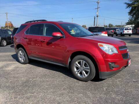 2015 Chevrolet Equinox for sale at Towell & Sons Auto Sales in Manila AR