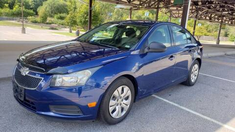 2013 Chevrolet Cruze for sale at Nationwide Auto in Merriam KS