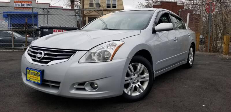 2012 Nissan Altima for sale at Elis Motors in Irvington NJ