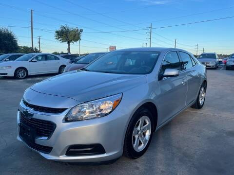 2016 Chevrolet Malibu Limited for sale at CityWide Motors in Garland TX