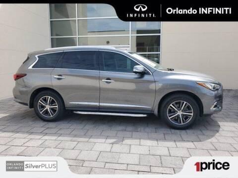 2017 Infiniti QX60 for sale at Orlando Infiniti in Orlando FL