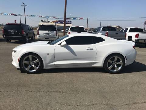 2016 Chevrolet Camaro for sale at First Choice Auto Sales in Bakersfield CA
