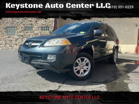 2005 Acura MDX for sale at Keystone Auto Center LLC in Allentown PA