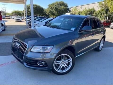 2017 Audi Q5 for sale at FREDY USED CAR SALES in Houston TX