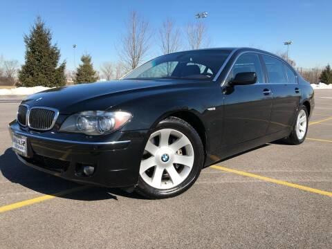2008 BMW 7 Series for sale at Car Stars in Elmhurst IL